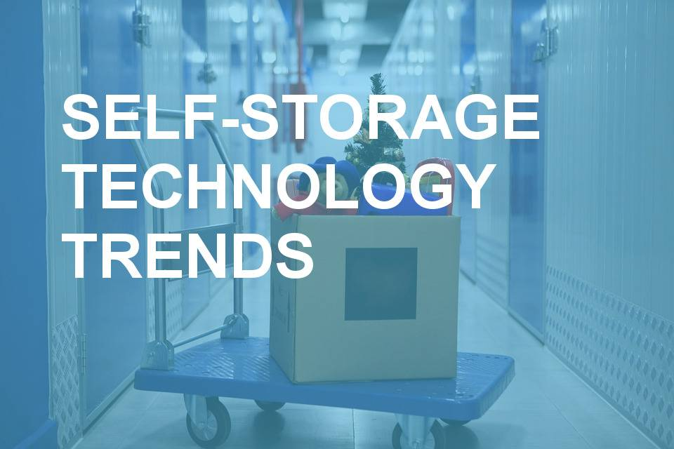 Self-storage Technology Trends Blog Post Header