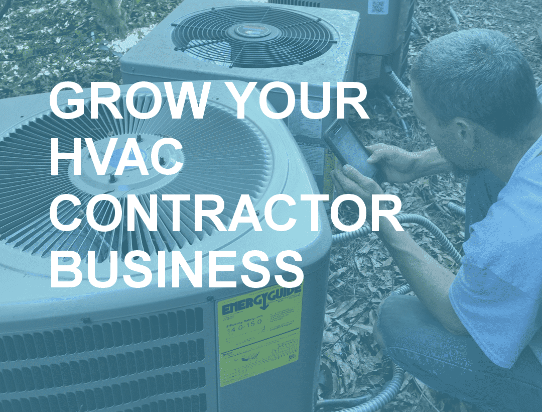 Grow Your HVAC Business in Two Easy Steps Blog Header