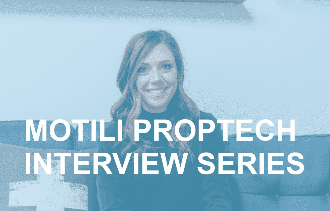 Motili Proptech Interview Series - Shannon Failla